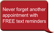 Next Forget another Appointment with Free Text Reminders